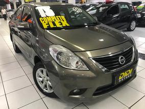 Nissan Versa Sl 1.6 Completo