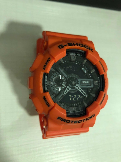 Vendo G-shock Rescue Ga110mr-4a