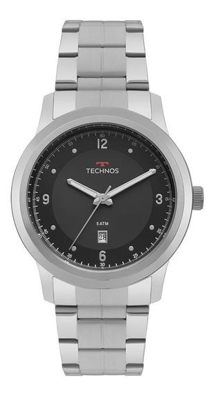 Relógio Technos 2115mrh/1p Classic Steel