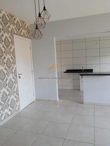 Apartamento Com 2 Dorms, Residencial E Comercial Palmares, Ribeirão Preto - R$ 210 Mil, Cod: 56320 - V56320