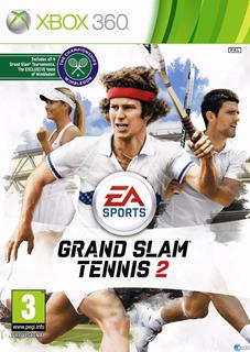 Grand Slam Tennis 2 Xbox 360 Fisico Nuevo Sellado