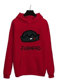 Blusa Moletom Jughead Riverdale Série Casaco De Frio Unissex