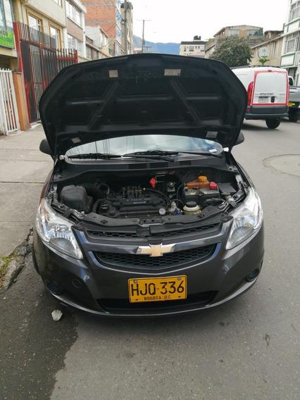 Chevrolet Sail Ltz-mt 1400cc