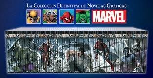 Novelas Graficas Dc Marvel Tapa Negra Roja Salvat Ecc Oferta