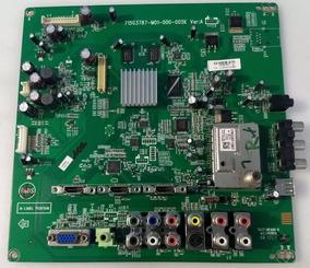 Placa Principal Da Tv Aoc Mod Lc32w053- Intacta Com Defeito