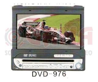 Autoestereo Dvd-vcd-divx-mpeg4-mp3 Dvd976 Ciclos 1006180