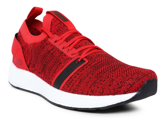 Puma Nrgy Neko Engineer Knit Tenis Running 28 Mex