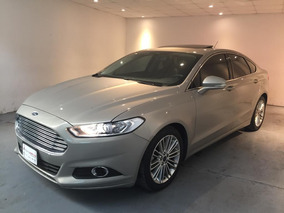 Ford Mondeo 2.0 Se Ecoboost At Color Gris Año 2015