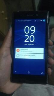 Celular Sony Xperia 16 Gigas De Memória