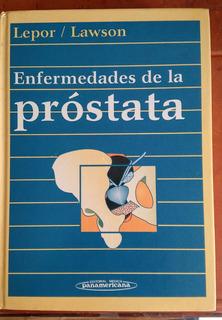 Enfermedades De La Próstata, Lepor, Lawson, 1994, Edt. Med.