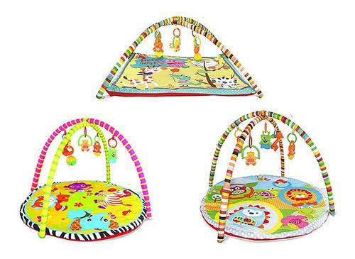 Gimnasio Para Bebe Con Accesorios Muñecos Infantil Niños/as