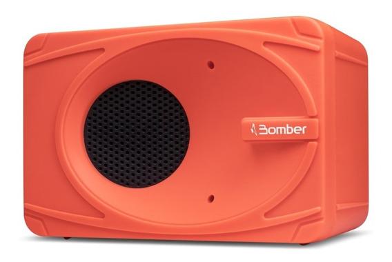 Caixinha Caixa Som Amplificada Portátil Bluetooth Bomber