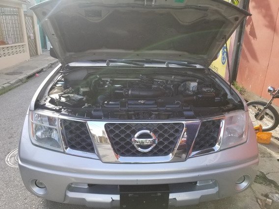 Nissan Frontier Americana Mecánica