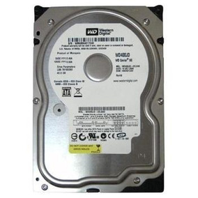Hd De 40 Giga Sata Western Digital - Wd400jd Desktop Branco