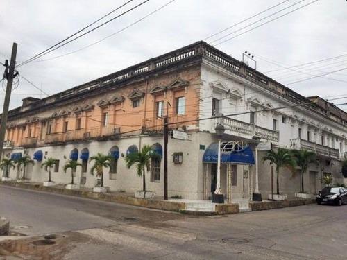 Edificio Comercial En Venta. Zona Centro De Tampico, Tam.