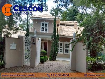 Casa De Campo, Condomínio Fechado, Itú - St00003
