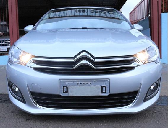 Citroën C4 1.6 Thp Origine Flex Aut. 4p 2017 11.900km