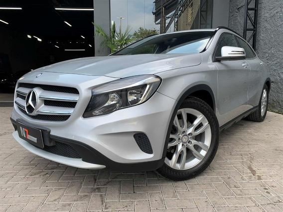 Mercedes-benz Gla 200 1.6 Cgi Style 16v Turbo Gasolina