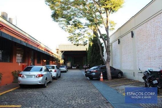 Galpão Para Alugar, 1050m² - Vila Leopoldina - São Paulo/sp - Ga0154