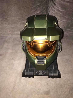 Casco Edición Legendaria Halo 3 + Halo 3 Essentials!!!