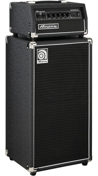 Amplificador Bajo Ampeg Micro Cl Stack 100w Cabezal + Bafle