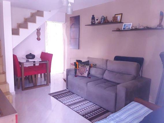 Sobrado-vila Tranquilidade-70 M²-02 Dormitórios-01vaga- César De Souza - So0130