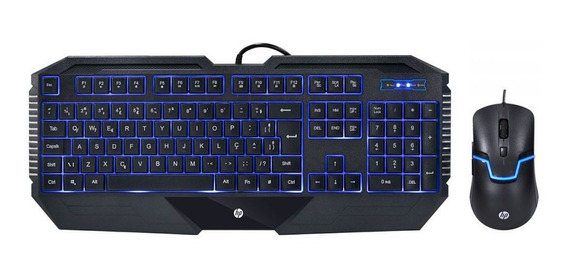 Kit Mouse E Teclado Mouse Gamer Extreme