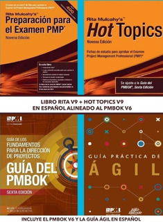 Rita Mulcahy V9 Pdf Español +hot Topics V9pdf+materiales Pmp