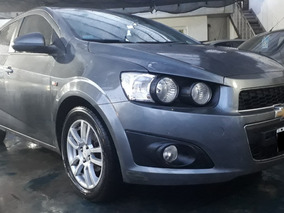 Chevrolet Sonic 1.6 Lt 5 Puertas 2013