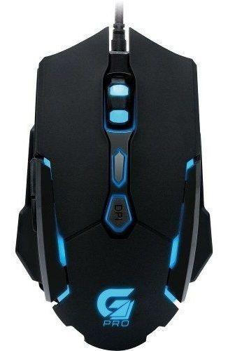 Mouse Gamer Pro M1 Rgb Fortrek - Novo