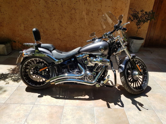 Harley Davidson Breakout Fxsb