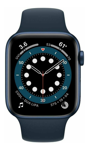 Nuevo Apple Watch Series 6 (gps 40 Mm) Caja De Aluminio A...