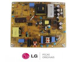 Placa Fonte Lg 32lt360c - Lgp37c-12hpc Original Cabos Grátis