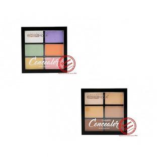 Pack Paletas Correctoras Faciales Cherimoya, Maquillaje