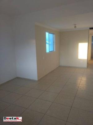 Casa Com 1 Dormitório Para Alugar, 50 M² Por R$ 620,00/mês - Demarchi - São Bernardo Do Campo/sp - Ca0131