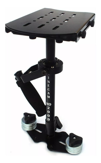 Steadicam Hd2000- Estabilizador De Câmeras Dslr E Filmadoras