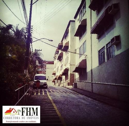 Apartamento Para Venda Em Rio De Janeiro, Campo Grande, 2 Dormitórios, 1 Banheiro, 1 Vaga - Fhm2350_2-1133289