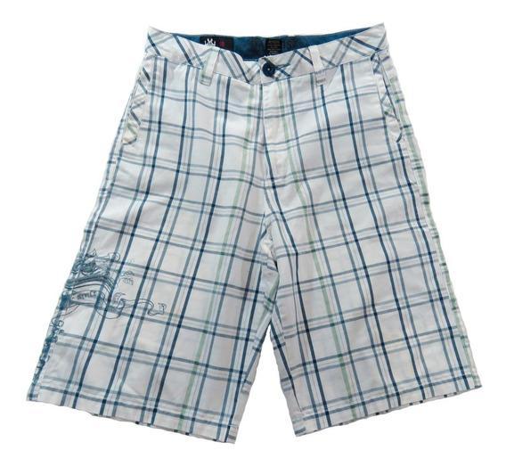 Bermuda Micros Adolescente En Oferta! Bolsas Short #135
