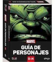 * Guia De Personajes Marvel * D - H Puzzle Book Rompecabezas