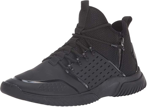 Zapatillas Aldo Frealia - Talle 44 (11 Usa) - Color Negro