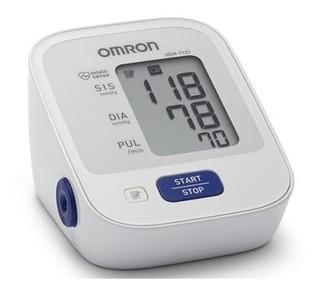 Omron Hem-7121 Tensiometro Arterial De Brazo Auto 30memo