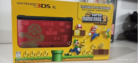 Nintendo 3ds Xl Novo Sem Uso