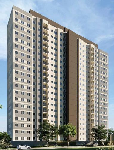 Apartamento Residencial Para Venda, Jardim Santa Emília, São Paulo - Ap8300. - Ap8300-inc