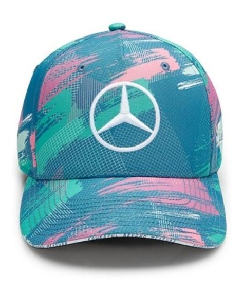 Gorra Mercedes Petronas Amg Edición Gran Premio España 2019
