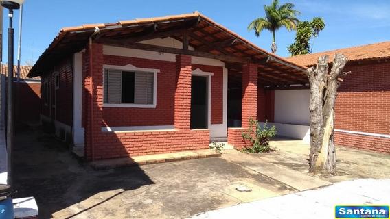 04551 - Casa De Condominio 3 Dorms. (1 Suíte), Mansoes Das Aguas Quentes - Caldas Novas/go - 4551