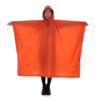 Impermeable Tomshoo Multifuncional Naranja