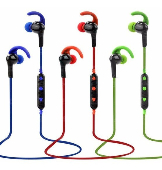 Fone Ouvido Bluetooth Sport Intra-auricular Stereo In-ear