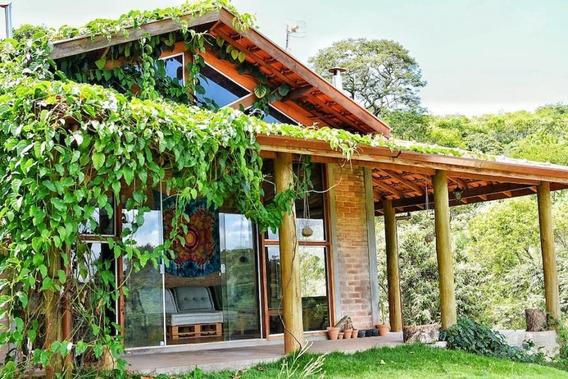 Casa Para Venda Em Santo Antônio Do Pinhal, Condomínio Cortina D Ampezzo, 4 Dormitórios - 304