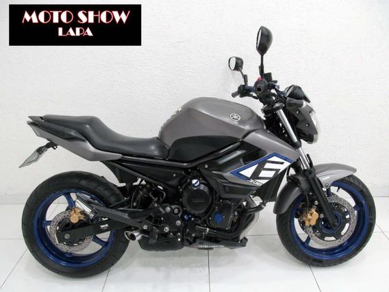 Yamaha Xj6 N 2013 Cinza