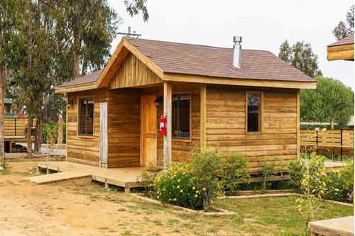 Imagen 1 de 11 de Cabaña En Tunquén (2 Personas)